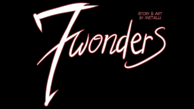 Line Webtoon - Fantasi, Legenda dan Cinta di 7 Wonders