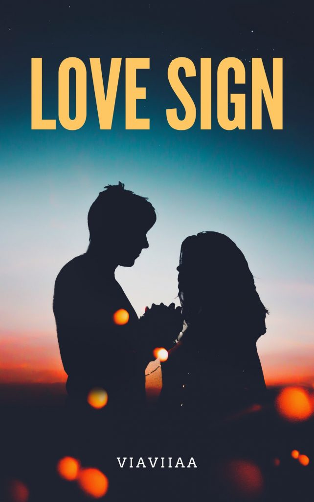 Novel Love Sign