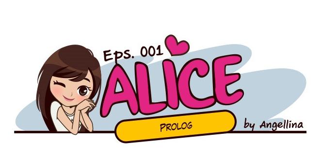 Line Webtoon – Kuliah Bareng Alice