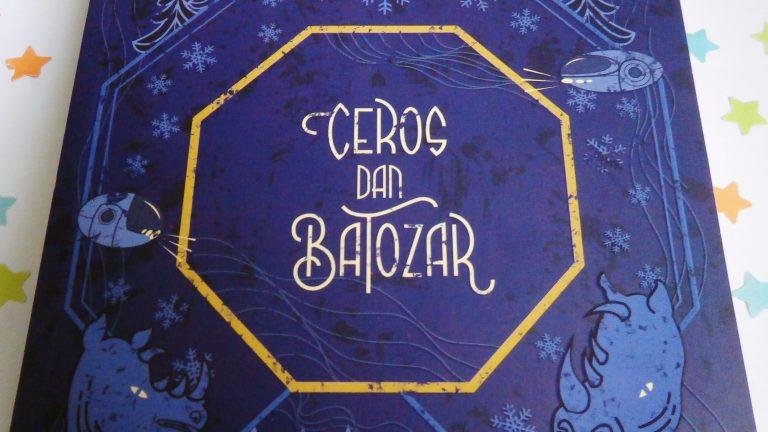 Ceros dan Batozar oleh Tere Liye