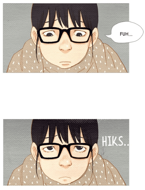 Line Webtoon - Spirit Fingers -1