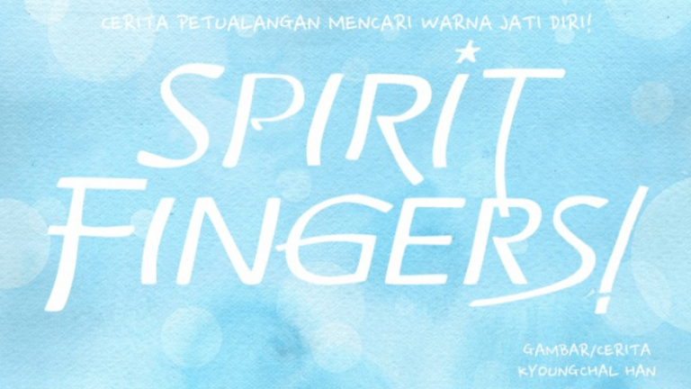 Line Webtoon – Spirit Fingers